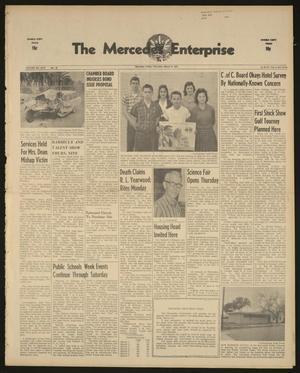 The Mercedes Enterprise (Mercedes, Tex.), Vol. 46, No. 10, Ed. 1 Thursday, March 9, 1961