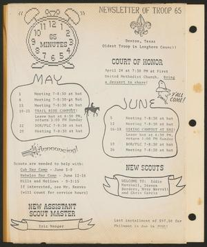 65 Minutes, May-June, 1989