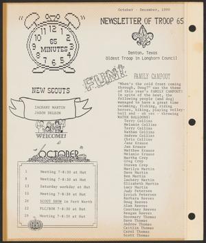 65 Minutes, October-December, 1990