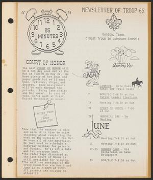 65 Minutes, May-June, 1990