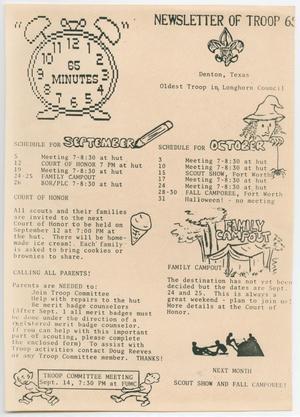 65 Minutes, September-October, 1988