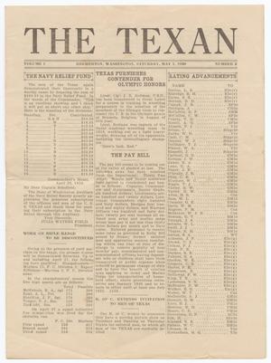 The Texan (U. S. S. Texas), Vol. 1, No. 2, Ed. 1 Saturday, May 1, 1920
