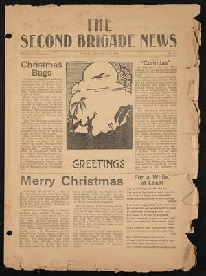Second Brigade News, Number 9, December 23, 1928
