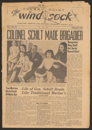 The Marine, Volume 1, Number 2, February 3, 1945