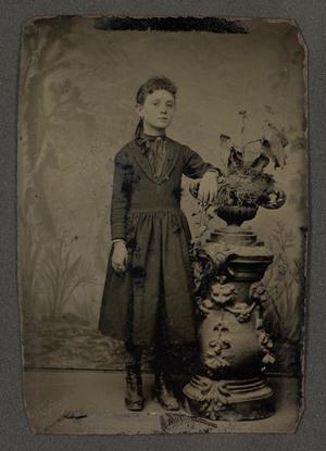 [Ten-Year-Old Maude Kitchens]