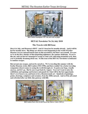 HETAG, Number 24, July 2018
