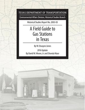 A Field Guide to Gas Stations in Texas