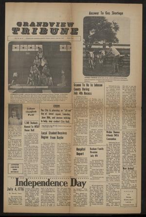 Grandview Tribune (Grandview, Tex.), Vol. 83, No. 47, Ed. 1 Friday, June 29, 1979