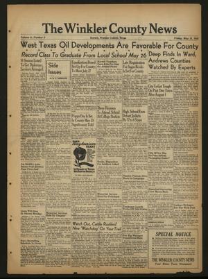 The Winkler County News (Kermit, Tex.), Vol. 6, No. 9, Ed. 1 Friday, May 15, 1942