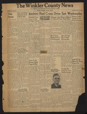 The Winkler County News (Kermit, Tex.), Vol. 7, No. 47, Ed. 1 Friday, February 25, 1944