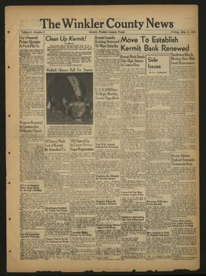 The Winkler County News (Kermit, Tex.), Vol. 6, No. 8, Ed. 1 Friday, May 8, 1942