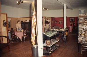 [Interior of the Deaf Smith County Museum]