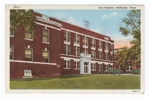 [City Hospital, McKinney, Texas]