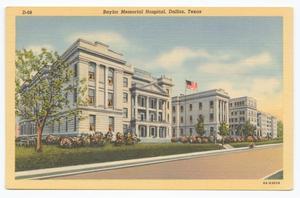 [Baylor Memorial Hospital]