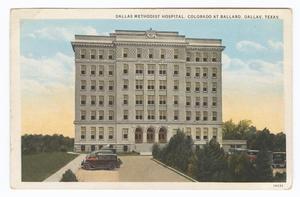 [Dallas Methodist Hospital]