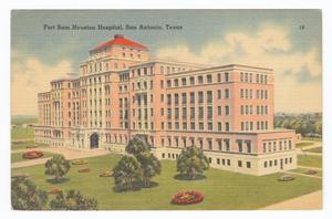 [Fort Sam Houston Hospital]