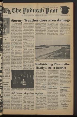 The Paducah Post (Paducah, Tex.), Vol. 75, No. 13, Ed. 1 Thursday, May 28, 1981