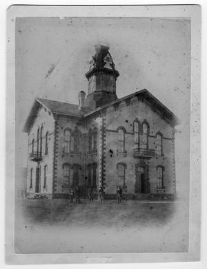 Primary view of object titled 'Denton County Courthouse'.