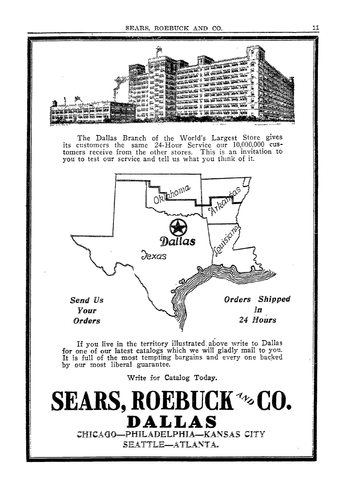 1927 The Texas Almanac and State Industrial Guide                                                                                                      11
