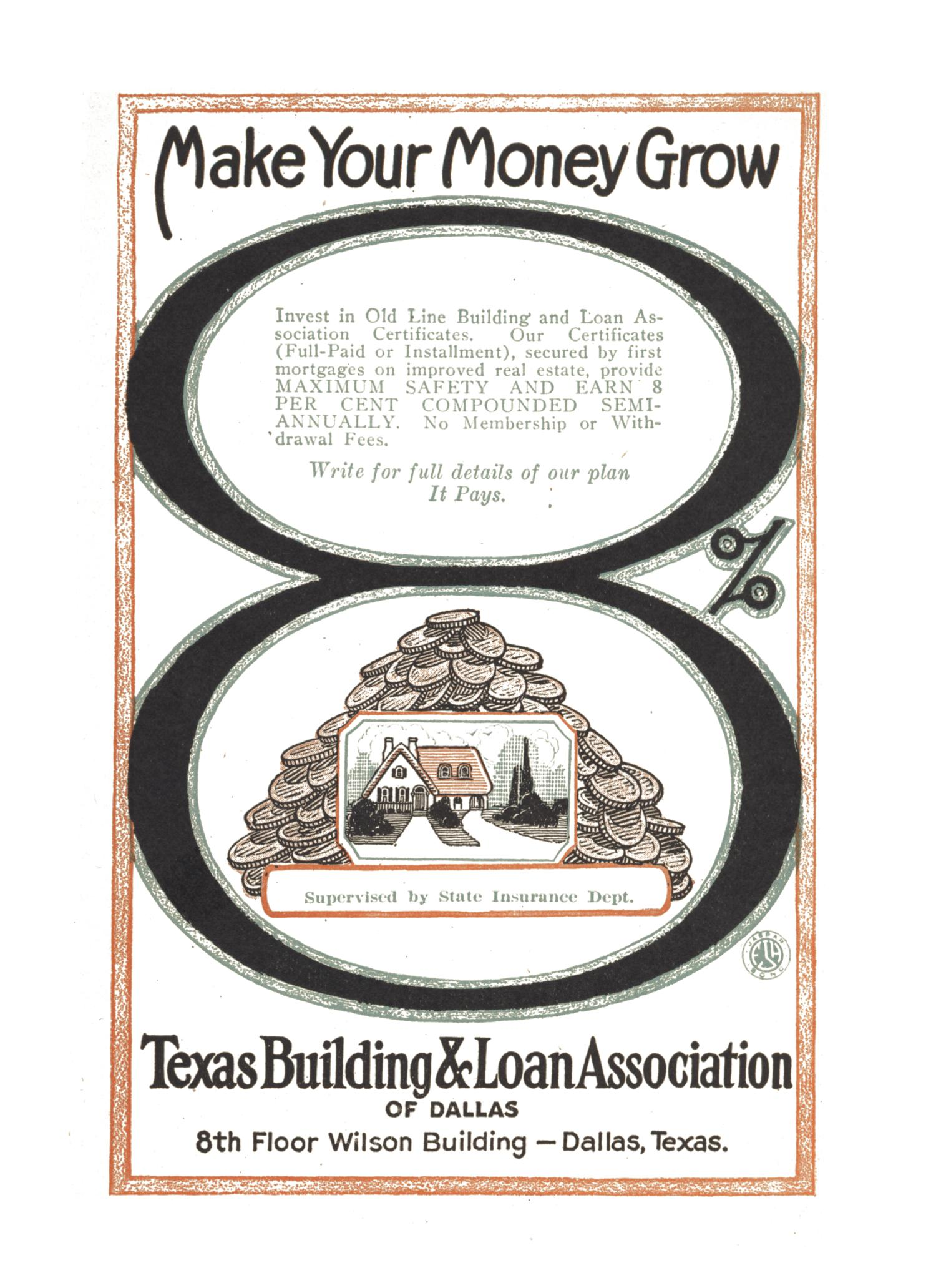 1927 The Texas Almanac and State Industrial Guide                                                                                                      None