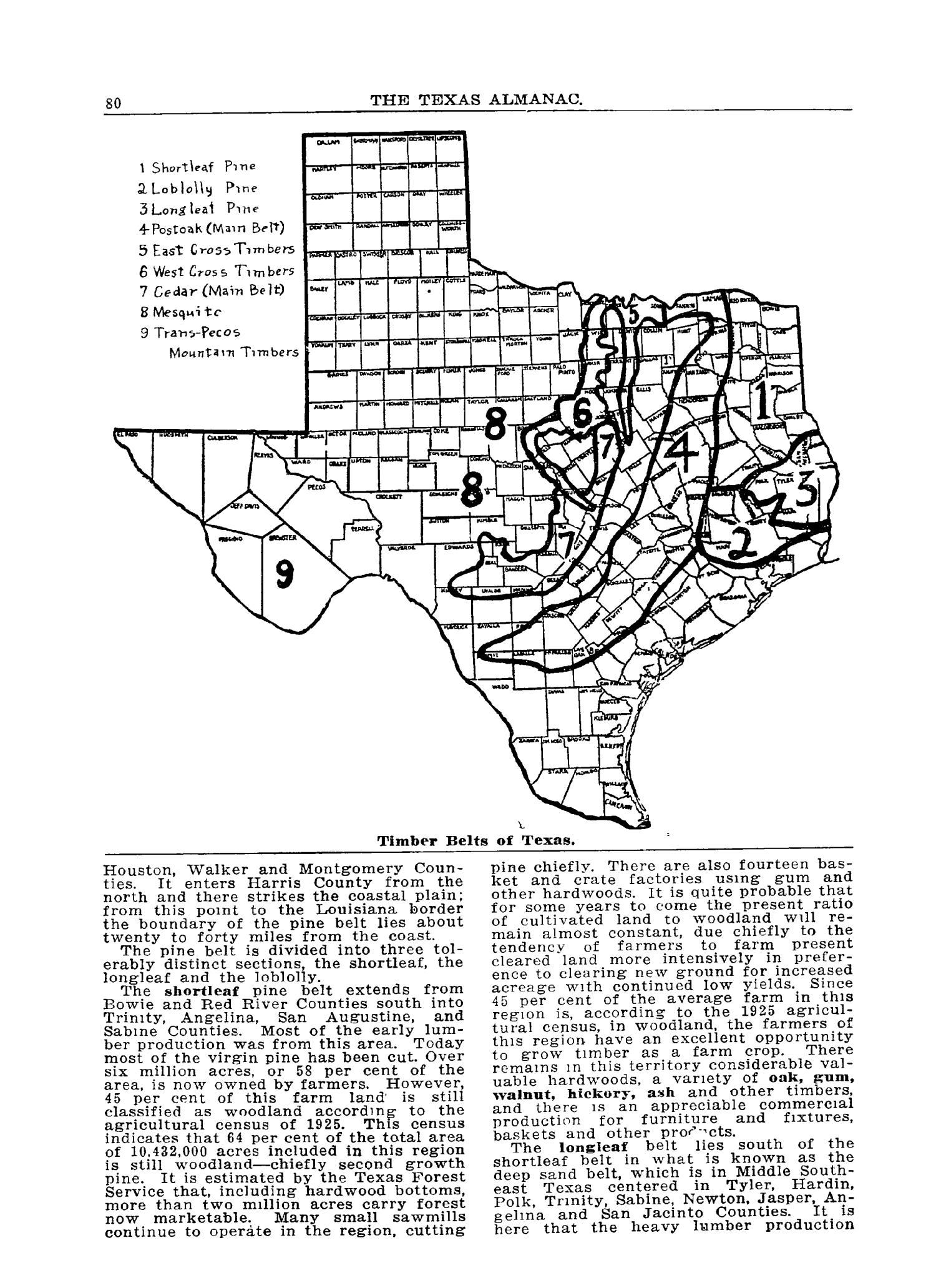 The 1928 Texas Almanac and State Industrial Guide                                                                                                      80