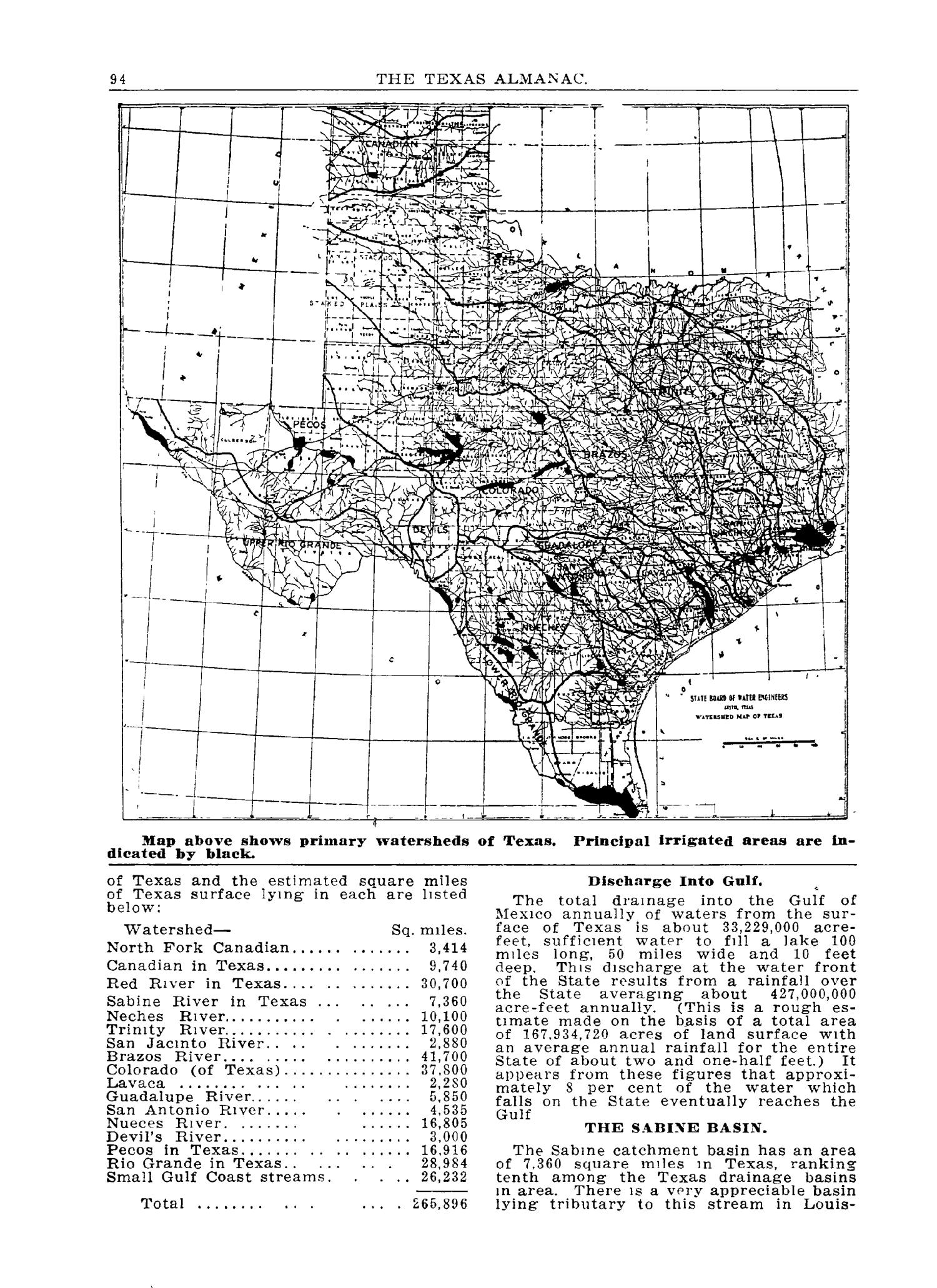 The 1928 Texas Almanac and State Industrial Guide                                                                                                      94