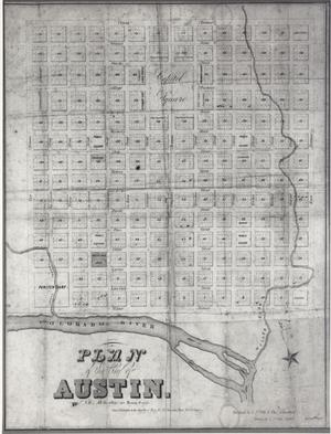 Plan of the City of Austin
