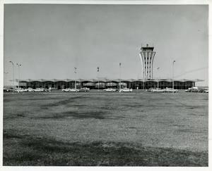 Primary view of object titled '[Austin Municipal Airport]'.