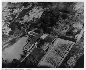 Primary view of object titled '[Aerial View of Deep Eddy]'.