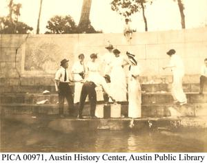 Primary view of object titled '[Barton Springs]'.