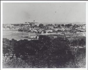 Primary view of object titled '[View of Austin, 1871]'.