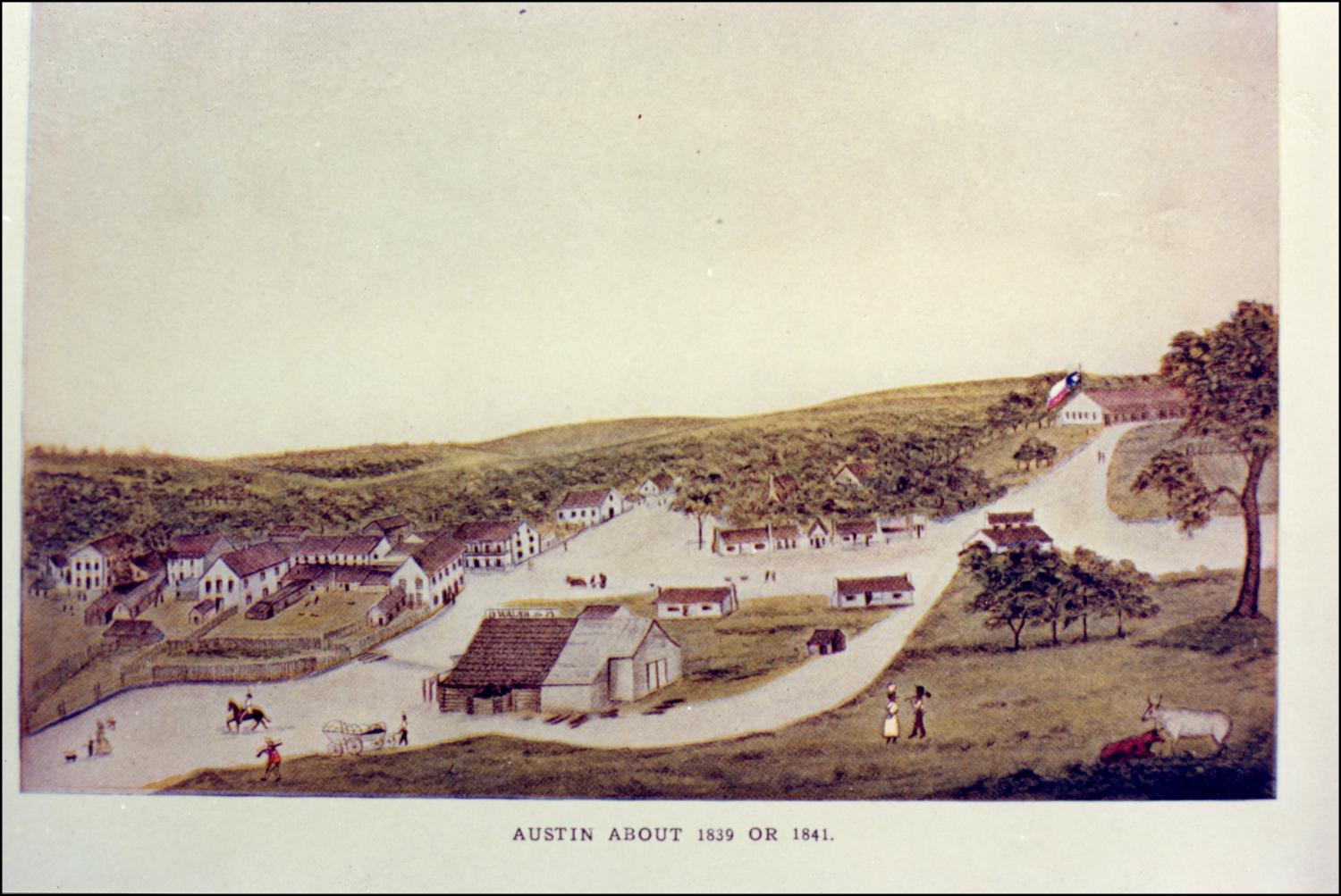 Austin About 1839 or 1841.                                                                                                      [Sequence #]: 1 of 1