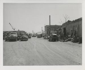 Primary view of object titled '[E. 4th Street, Austin, TX]'.