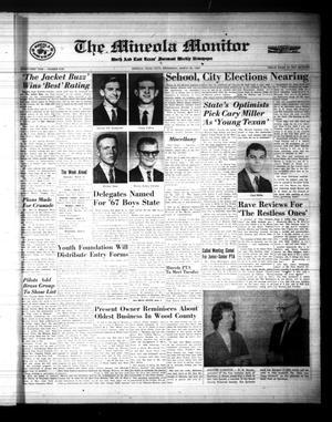 The Mineola Monitor (Mineola, Tex.), Vol. 91, No. 5, Ed. 1 Wednesday, March 29, 1967