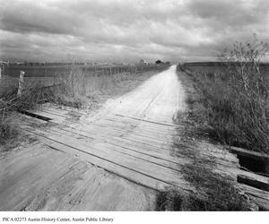 Primary view of [Koenig Lane Looking East]