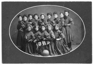 Denton High School Girl's Basketball Team
