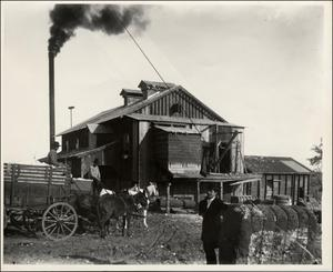 Primary view of object titled '[Cotton Gin]'.