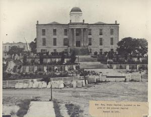 Primary view of object titled 'The 2nd State Capitol'.