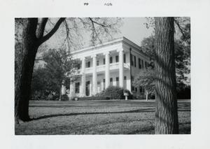 Primary view of object titled '[Governor's Mansion]'.