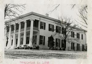 [Governor's Mansion]