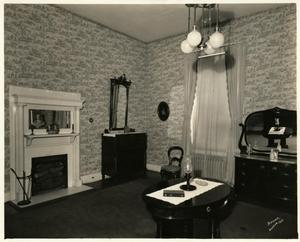 Primary view of Sam Houston Room in Governor's Mansion