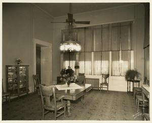 Primary view of [Governor's Mansion Conservatory]