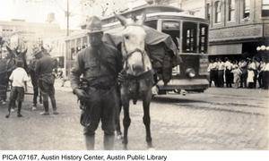 Primary view of Soldier and His Mule