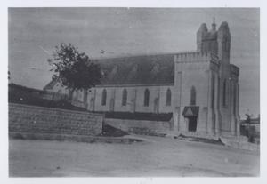 Primary view of object titled 'Saint David's Episcopal Church'.