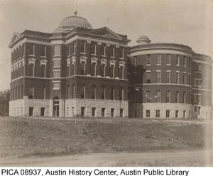 Primary view of object titled '[Old Austin High School/John T. Allan Junior High School]'.