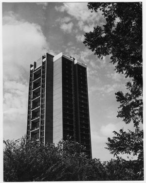Primary view of Stark Hall Dorm