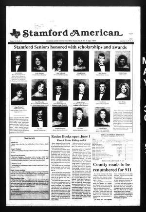 Stamford American (Stamford, Tex.), Vol. 70, No. 9, Ed. 1 Thursday, May 30, 1991