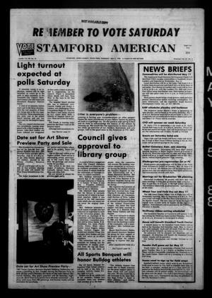 Stamford American (Stamford, Tex.), Vol. 67, No. 6, Ed. 1 Thursday, May 5, 1988