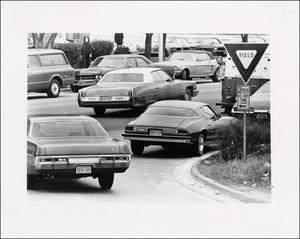 Primary view of object titled 'Cars in Traffic'.