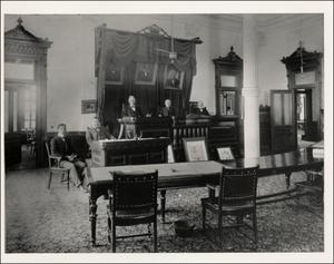 Primary view of object titled '[Supreme Court of Texas]'.